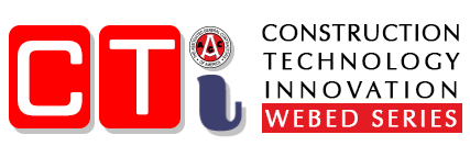 Construction Technology Innovation WebEd Series