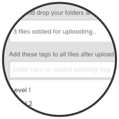 Upload computer files