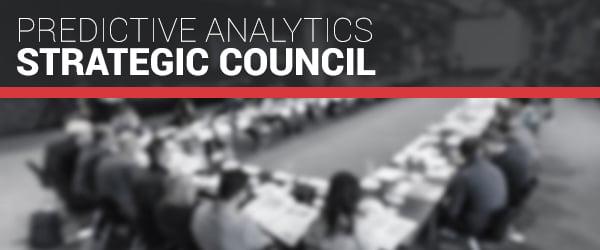 Predictive Analytics Strategic Council