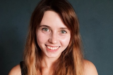 Lily Vovchak, Quality Assurance Engineer