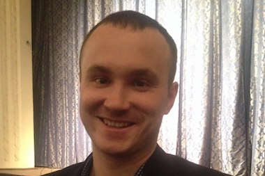 Oleksii Melnychenko, Full Stack Software Engineer