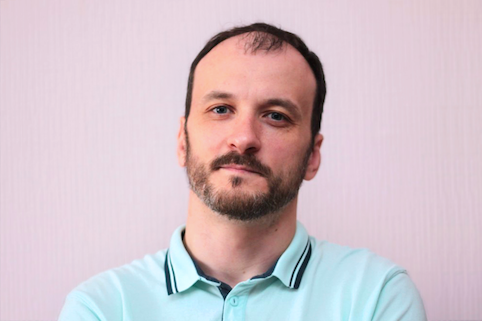 Vitalii Seletskyi, Full Stack Software Engineer